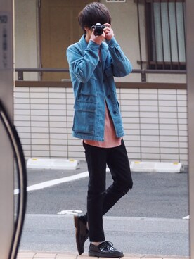 (FOREVER 21) using this げんじ looks