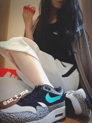 「【NIKE/ナイキ】 ウィメンズ テック フリースカプリパンツ#(NIKE)」 using this ♡スニ女♡ looks