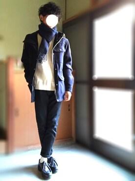 HIROさんの(Battenwear|バテンウエア)を使ったコーディネート