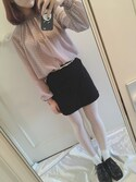 (Dot&Stripes CHILD WOMAN) using this きさ looks