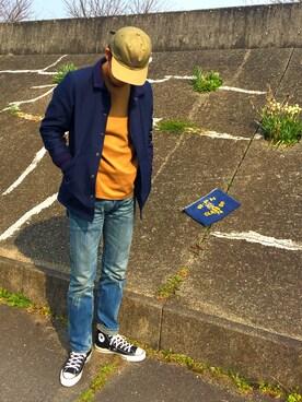 tatsumiさんの(STUSSY|ステューシー)を使ったコーディネート