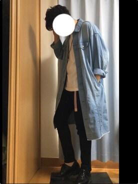 Shotaさんの(UNITED TOKYO|ユナイテッドトウキョウ)を使ったコーディネート