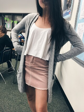 (Brandy Melville) using this Angel Choi looks