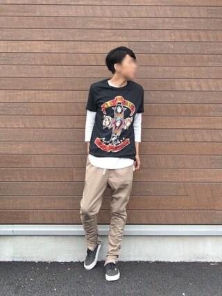 (Guns N' Roses) using this kashiya83 looks