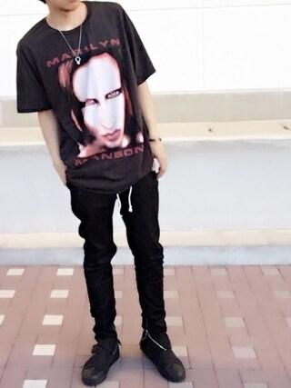(Marilyn Manson) using this kashiya83 looks