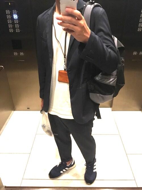 Yujiro|Tシャツ・カットソーを使ったコーディネート WEAR