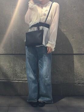 yurieさんの(CELINE|セリーヌ)を使ったコーディネート