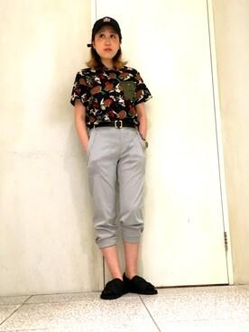 AVIREX Belle 渋谷|DooMANさんの(AVIREX|アヴィレックス)を使ったコーディネート