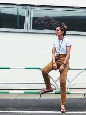 Noriko Kikuchiさんのコーディネート