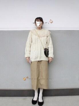 midoriさんの(Khaju|カージュ)を使ったコーディネート