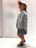 meeee...♡さんの「チュールリバーシブルスカート(CIAOPANIC TYPY|チャオパニックティピー)」を使ったコーディネート