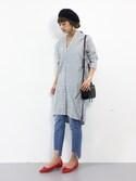 teraさんの「【再入荷】ショルダーミニバッグ【PLAIN CLOTHING】(PLAIN CLOTHING|プレーンクロージング)」を使ったコーディネート