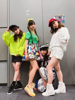 飯窪春菜さんの(ジェラシー ジェラシー MV衣装)を使ったコーディネート
