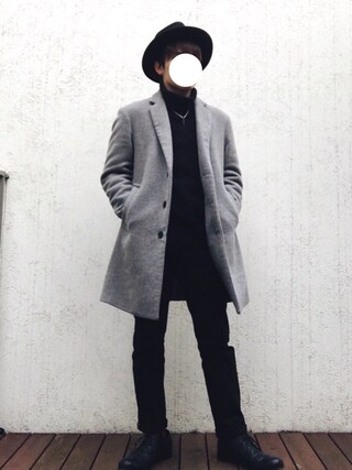 「【PADRONE】DERBY PLAIN TOE SHOES(PADRONE)」 using this サキティー looks