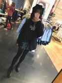 (A&F) using this 沉迷于美色的某少女 looks