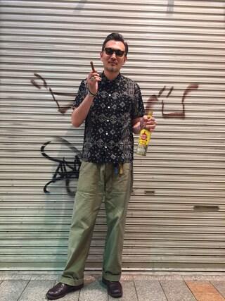 Schott Kobe|matsuuraさんの(schott|ショット)を使ったコーディネート