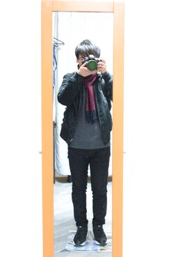 kazuyaさんの(STUDIOUS|ステュディオス)を使ったコーディネート