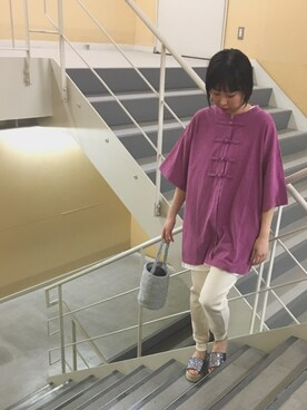 Another Edition 札幌店|柴田愛美さんの(Another Edition|アナザーエディション)を使ったコーディネート