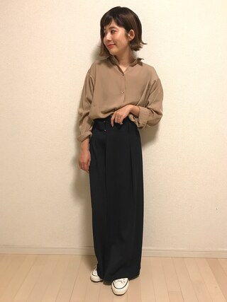 (SENSE OF PLACE by URBAN RESEARCH) using this yui looks