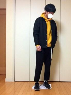 R○yoさんの(SENSE OF PLACE by URBAN RESEARCH|センス オブ プレイス バイ アーバンリサーチ)を使ったコーディネート