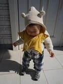 「Gap Bear Sweater Hoodie(GAP)」 using this あゆ★さや★かいら looks
