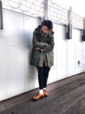 yudai owadaさんの(ONES STROKE|ワンズ ストローク)を使ったコーディネート