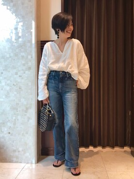 Yoko  Ishibashiさんのコーディネート