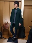 「Dr.Martens ドクターマーチン 1490 DMC BLACK SMOOTH 10ホールブーツ 11857001 BLACK(Dr.Martens)」 using this sho looks