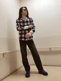 U_G        ユージ 🌬   さんの「Dr. Martens Pascal Mono Boot(Dr. Martens|ドクターマーチン)」を使ったコーディネート