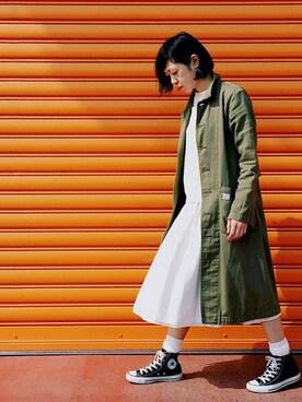 Mitsukoさんの(SEVENDAYS=SUNDAY セブンデイズサンデイ)を使ったコーディネート