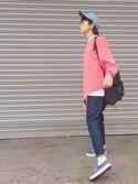 「クリアLファッショングラス 565531(LOWRYS FARM)」 using this Mitsuko looks