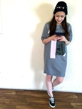 LACOSTE 福岡天神店|MAMIさんの(LACOSTE|ラコステ)を使ったコーディネート