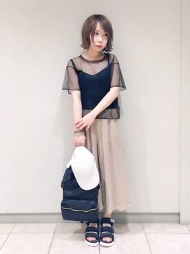 Another Edition 札幌店|aika takaiさんの(Another Edition|アナザーエディション)を使ったコーディネート