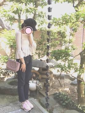 綾 子さんの(OZOC|オゾック)を使ったコーディネート