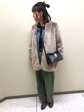 IKUmamaさんの(JOURNAL STANDARD relume WOMEN|ジャーナルスタンダード レリューム)を使ったコーディネート