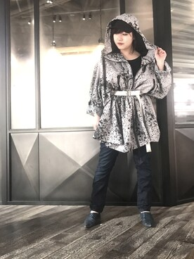 DIESEL SHIBUYA|MIDUKI_HASEさんの(OPENING CEREMONY|オープニング セレモニー)を使ったコーディネート