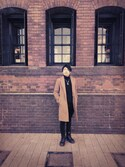 「Dr. Martens Jadon 8-Eye Boot(Dr. Martens)」 using this トレンディブン looks