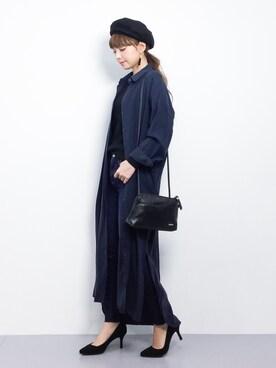 ZOZOTOWN|ayumi ;)さんの(apart by lowrys|アパートバイローリーズ)を使ったコーディネート
