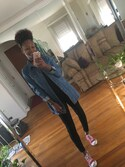 「Women's Converse Chuck Taylor Low Top Sneaker(Converse)」 using this Brianna Kimble looks