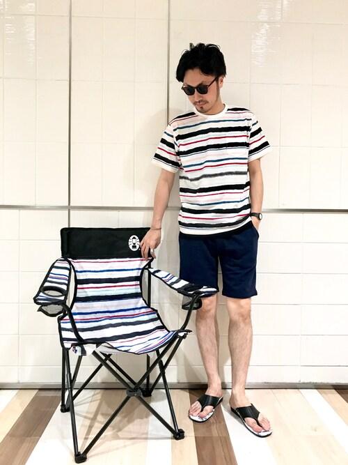 27度の服装:Tシャツ・ロンT 画像1