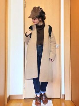 chimochiiさんの(marimekko|マリメッコ)を使ったコーディネート