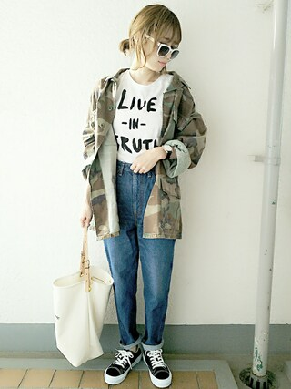 「JANE SMITH SPECIAL デニムパンツ◆(Plage)」 using this コマさん looks
