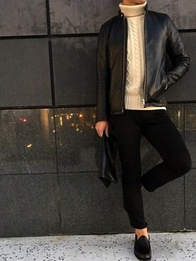 katsuさんの(Acne Jeans|アクネジーンズ)を使ったコーディネート