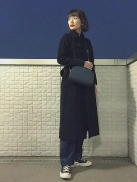 潮田あかりさんの(A.P.C.|アー・ペー・セー)を使ったコーディネート