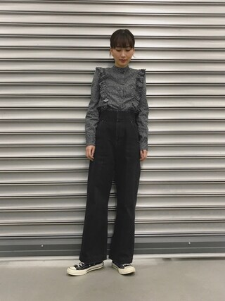 (H&M) using this 潮田あかり looks