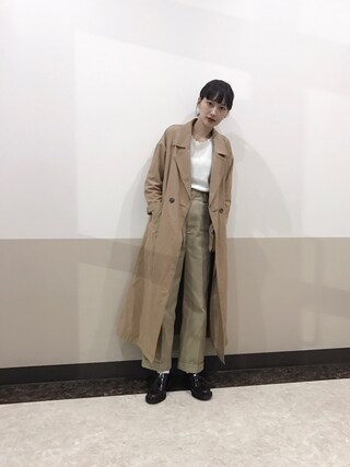 「COL ROND CROCHET 17P(A.P.C.)」 using this 潮田あかり looks
