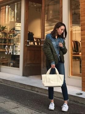 LIFE's 福岡店|Saori   Shirakawaさんのコーディネート