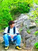 hikaruさんの「【WEB限定】 by スーパービッグ Tシャツ(BEAUTY&YOUTH UNITED ARROWS|ビューティアンドユースユナイテッドアローズ)」を使ったコーディネート