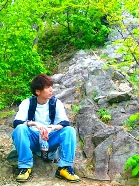 hikaruさんの(BEAUTY&YOUTH UNITED ARROWS|ビューティアンドユースユナイテッドアローズ)を使ったコーディネート