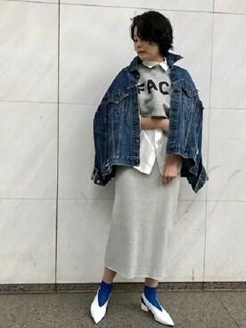 JOURNAL STANDARD 新宿店|Tamuraさんの(FACETASM|ファセッタズム)を使ったコーディネート